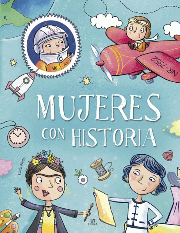 Portada Mujeres con historia